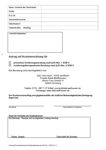 Heilpraktikerin Nürnberg Frauke Dietz Wellhausen Dipl